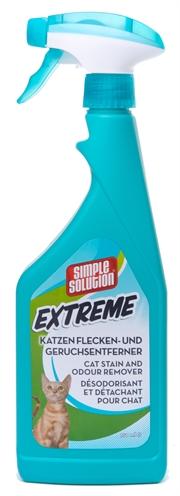 Simple solution stain & odour vlekverwijderaar kat extreme (750 ML)