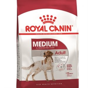Royal canin medium adult (15 KG)