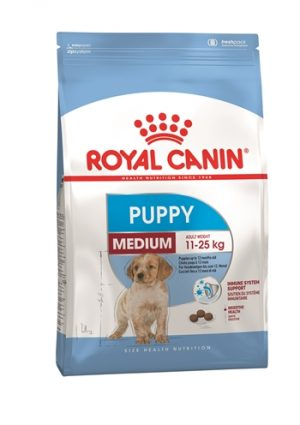 Royal canin medium junior (15 KG)