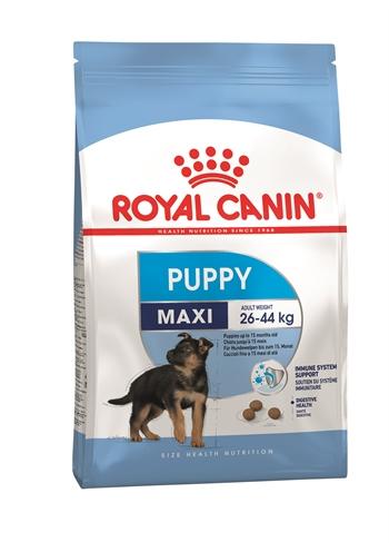 Royal canin maxi puppy (4 KG)