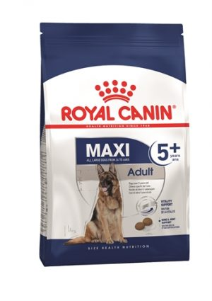 Royal canin maxi adult 5+ (15 KG)