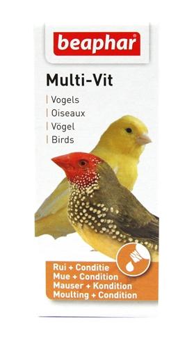 Beaphar multi-vit vogel (20 ML)