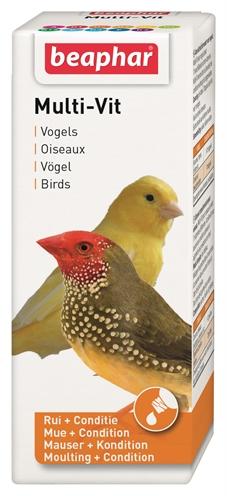 Beaphar multi-vit vogel (50 ML)