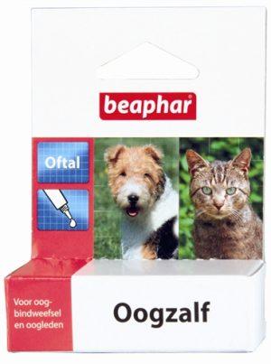 Beaphar oogzalf hond/kat (5 ML)