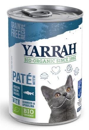 Yarrah cat blik pate vis (12X400 GR)