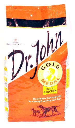 Dr john gold (15 KG)