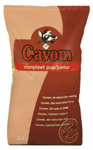 Cavom compleet pup/junior (20 KG)