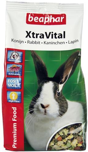 Xtravital konijn (1 KG)
