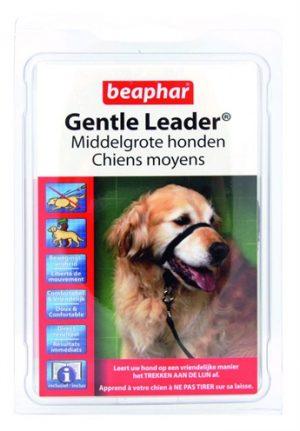 Beaphar gentle leader black (MEDIUM)