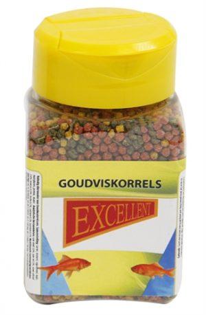 Excellent goudviskorrels (100 ML 50 GR)