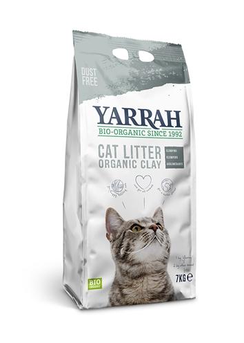 Yarrah biologische kattenbakvulling (7 KG)