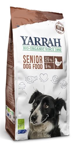 Yarrah dog biologische brokken senior (10 KG)