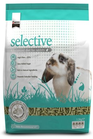 Supreme science selective rabbit (1,5 KG)