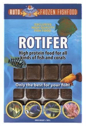 Ruto red label rotifer (100 GR)