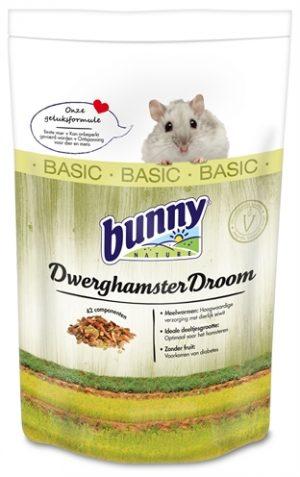 Bunny nature dwerghamsterdroom basic (600 GR)