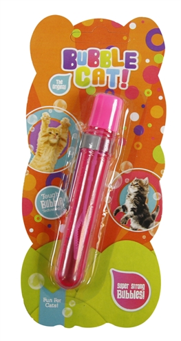 Bubble cat hand bellenblaas (13X2 CM)