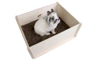 Bunny nature diggingbox graafbox (50X39X19,5 CM)