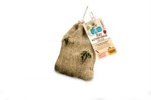 Bunny nature hooi-active-snack favoriete groenten (30 GR)