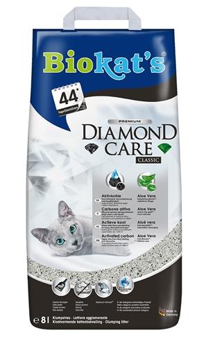 Biokat's kattenbakvulling diamond care classic (8 LTR)
