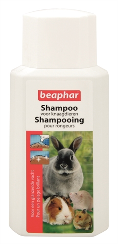 Beaphar knaagdiershampoo (200 ML)