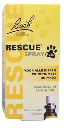 Back rescue spray pets (20 ML)