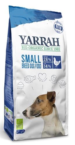 Yarrah dog biologische brokken small breed kip (5 KG)