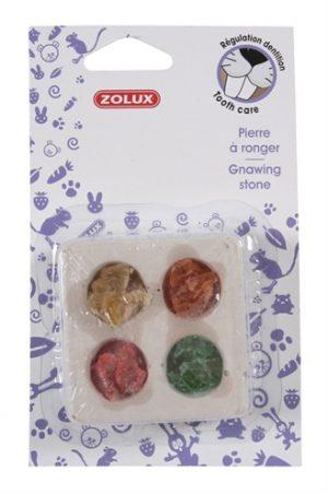 Zolux mineraalsteen kubus (75 GR 6X2,5X6 CM)