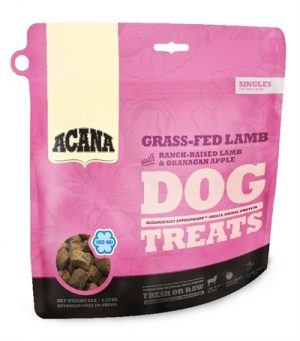 Acana dog gevriesdroogd grass-fed lamb snoepjes (35 GR)