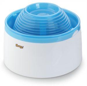 Ebi pet water feeder mango wit/blauw (1,5 LTR)