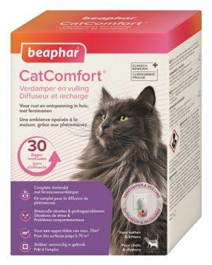 Beaphar catcomfort verdamper met vulling (48 ML)