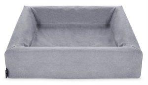 Bia bed cotton overtrek hondenmand grijs (BIA-50 60X50X12 CM)