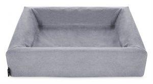 Bia bed cotton overtrek hondenmand grijs (BIA-60 70X60X15 CM)