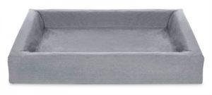 Bia bed cotton overtrek hondenmand grijs (BIA-80 100X80X15 CM)