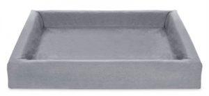 Bia bed cotton overtrek hondenmand grijs (BIA-100 120X100X15 CM)