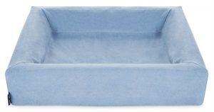 Bia bed cotton overtrek hondenmand blauw (BIA-60 70X60X15 CM)