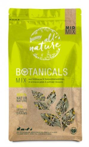 Bunny nature botanicals midi mix rudbeckiablad / zonnebloembloesem (140 GR)