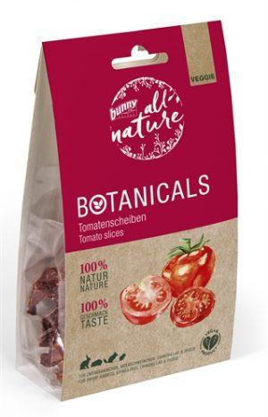 Bunny nature botanicals veggie tomatenschijfjes (35 GR)