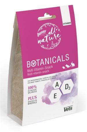 Bunny nature botanicals vitamin multi-vitamine snack (150 GR)
