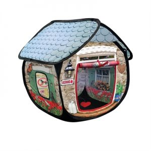 Kong cat play spaces bungalow (41,5X41,5X41,5 CM)