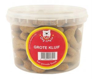 Dog treats grote kluif (1350 GR 3 LTR)