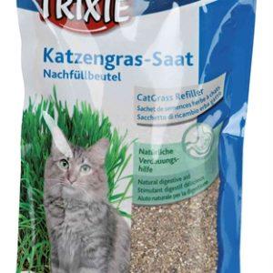 Trixie kattengras bak (100 GR)