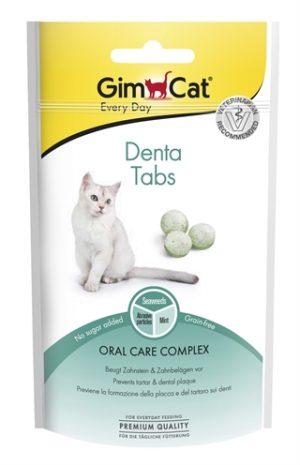 Gimcat denta tabs (40 GR)