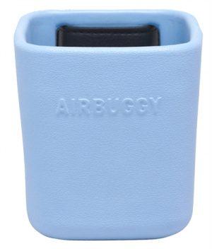 Airbuggy bekerhouder voor hondenbuggy powder blauw (11X9X9 CM)