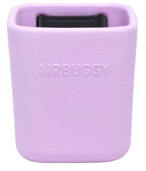 Airbuggy bekerhouder voor hondenbuggy lila (11X9X9 CM)