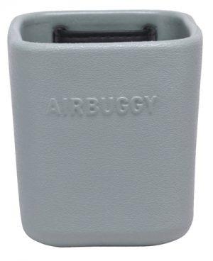 Airbuggy bekerhouder voor hondenbuggy olijf (11X9X9 CM)