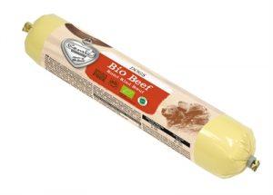 Renske hond worst graanvrij biologisch rund (500GR)