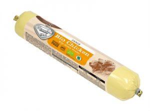 Renske hond worst graanvrij biologisch kip (500GR)