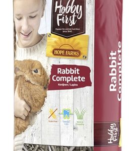 Hobbyfirst hopefarms rabbit complete (10 KG)