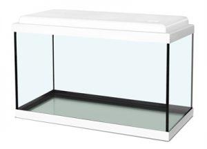 Zolux aquarium nanolife kidz wit (18 LTR 40X21X26 CM)