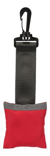 Trixie magneet rammelblik trainingstool rood / grijs (22 CM)